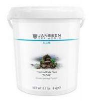 Janssen Thermo body pack �Algae� (������������������� ��������������� �����������), 4 �� - ������, ���� �� �������